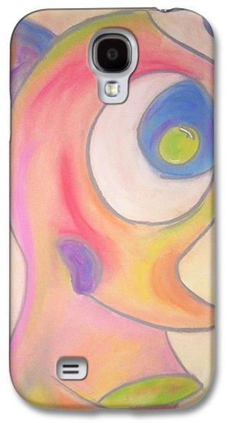 Animation Pastels Galaxy S4 Cases - Eugene Galaxy S4 Case by Amy Brock