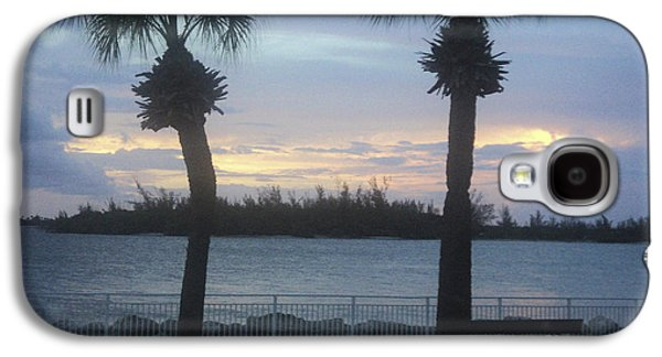St. Lucie County Galaxy S4 Cases - Evening at Fort Pierce Inlet Galaxy S4 Case by Megan Dirsa-DuBois