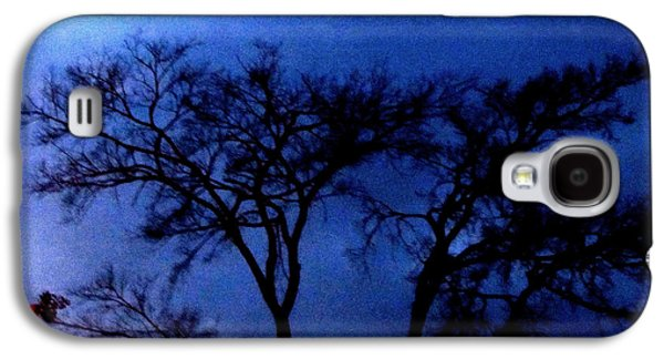 Creepy Galaxy S4 Cases - Evening Sky Galaxy S4 Case by Gardening Perfection