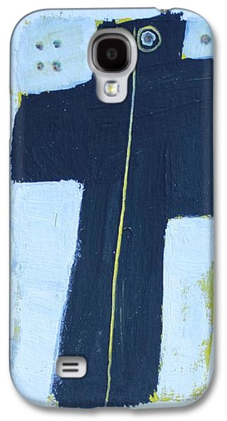 Abstract Expression Galaxy S4 Cases - Exanimus No. 10  Galaxy S4 Case by Mark M  Mellon