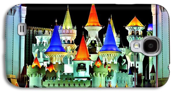 Camelot Galaxy S4 Cases - Excalibur Galaxy S4 Case by Benjamin Yeager