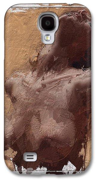 Innocence Mixed Media Galaxy S4 Cases - Exploding Senses Galaxy S4 Case by Stefan Kuhn