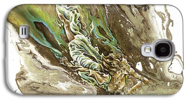 Goddess Paintings Galaxy S4 Cases - Explore Galaxy S4 Case by Karina Llergo Salto