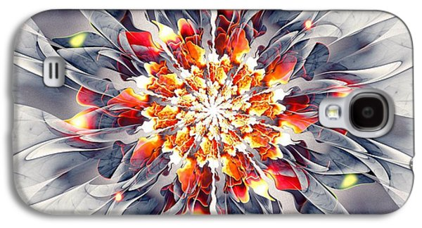Abstracts Galaxy S4 Cases - Exquisite Galaxy S4 Case by Anastasiya Malakhova