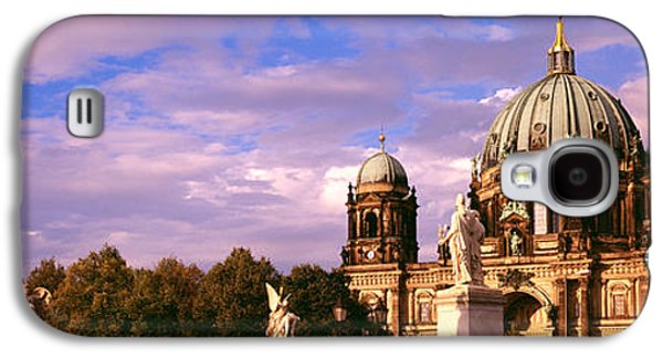 Berlin Germany Galaxy S4 Cases - Exterior View Of The Berlin Dome Galaxy S4 Case by Panoramic Images