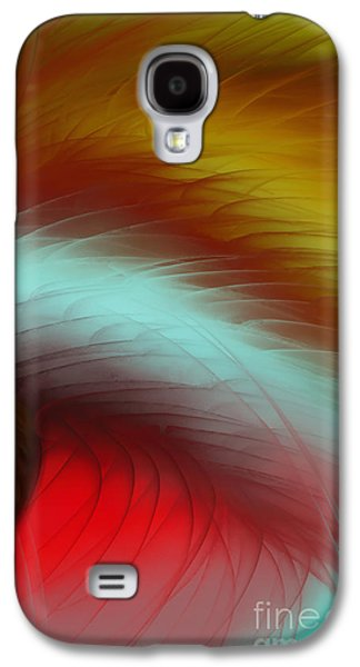 African-american Galaxy S4 Cases - Eye Of The Beast Galaxy S4 Case by Anita Lewis