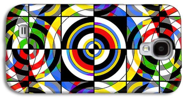 Eye On Target Galaxy S4 Case by Mike McGlothlen