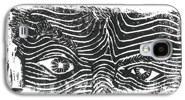 Jame Hayes Galaxy S4 Cases - Eye Spy Galaxy S4 Case by Jame Hayes