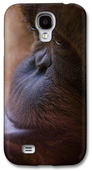 Eyes Galaxy S4 Case by Shane Holsclaw
