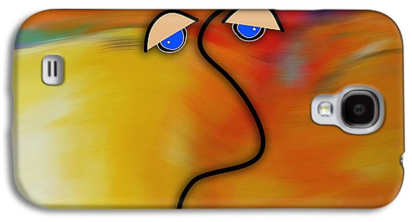 Beauty Is In The Eye Of The Beholder Galaxy S4 Case by Marvin Blaine