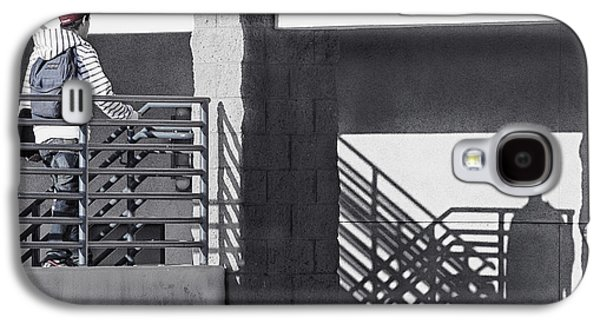 Staircase Galaxy S4 Cases - Face to Face Galaxy S4 Case by Caitlyn  Grasso