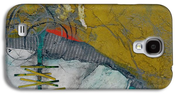Facing A Fear Galaxy S4 Case by Laura  Lein-Svencner