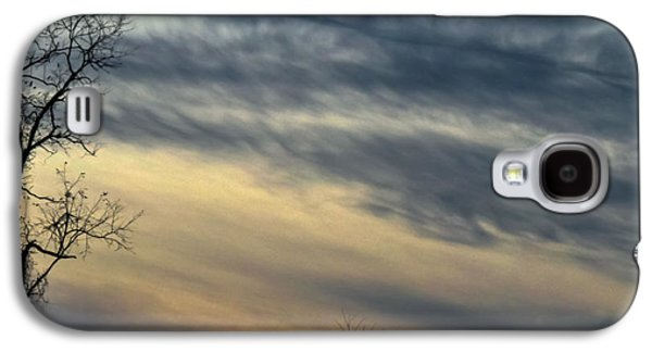 Fade To Black Galaxy S4 Case by Charlie Cliques