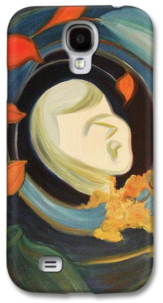 Leclair Galaxy S4 Cases - Fading into Nowhere Galaxy S4 Case by Suzanne  Marie Leclair