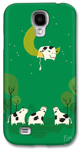 Moon Digital Galaxy S4 Cases - Fail Galaxy S4 Case by Budi Kwan