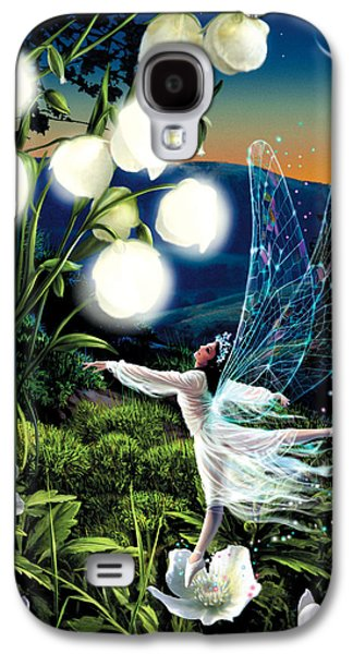 Ballerinas Galaxy S4 Cases - Fairy Dance Galaxy S4 Case by Garry Walton
