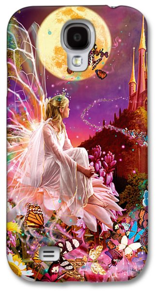 Fantasy Photographs Galaxy S4 Cases - Fairy Dream Variant 2 Galaxy S4 Case by Garry Walton