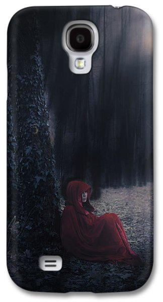 Contemplative Photographs Galaxy S4 Cases - Fairy Tale Galaxy S4 Case by Joana Kruse