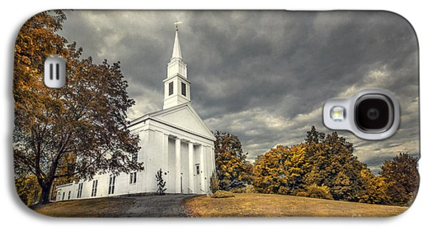 New England Village Galaxy S4 Cases - Faith Embrace Galaxy S4 Case by Evelina Kremsdorf
