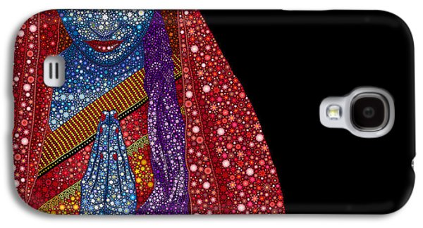 Praying Hands Galaxy S4 Cases - Faith Galaxy S4 Case by Tim Gainey