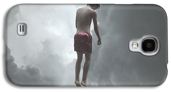Recently Sold -  - Creepy Galaxy S4 Cases - Falinn Inni Galaxy S4 Case by Collin McAdoo