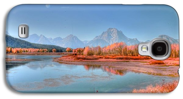Struckle Galaxy S4 Cases - Fall At OxBow Bend Galaxy S4 Case by Kathleen Struckle
