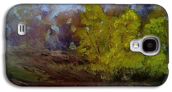 Dwayne Gresham Galaxy S4 Cases - Fall Color Galaxy S4 Case by Dwayne Gresham