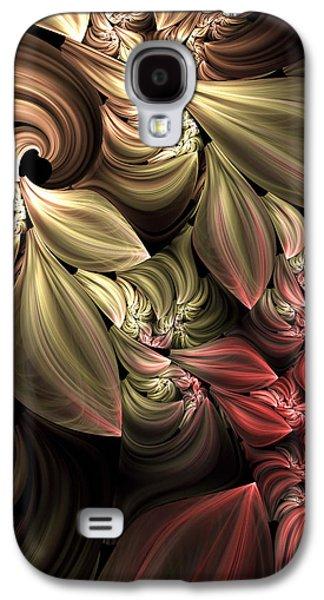 Fallen From Grace Abstract Galaxy S4 Case by Georgiana Romanovna