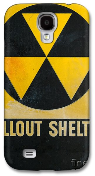 Refuge Galaxy S4 Cases - Fallout Shelter Galaxy S4 Case by Olivier Le Queinec