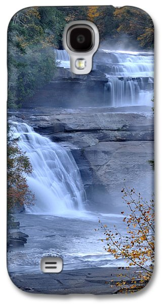 Tripple Galaxy S4 Cases - Falls of Fall Galaxy S4 Case by Hurcell Fleming