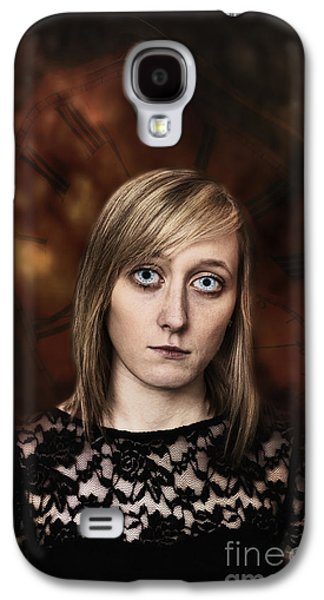 Fantasy Photographs Galaxy S4 Cases - Fantasy Portrait Galaxy S4 Case by Amanda And Christopher Elwell