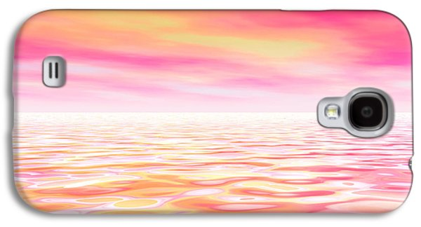 Healing Posters Galaxy S4 Cases - Fantasy World Galaxy S4 Case by Indira Emmerlich