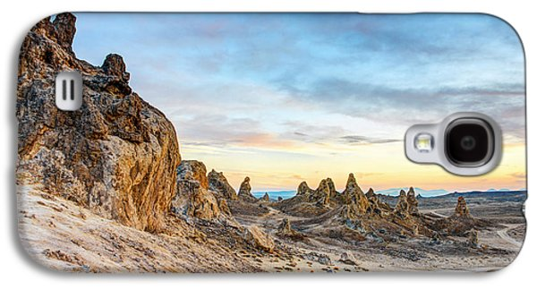 Dry Lake Galaxy S4 Cases - Far Off Land Galaxy S4 Case by Aron Kearney Fine Art Photography