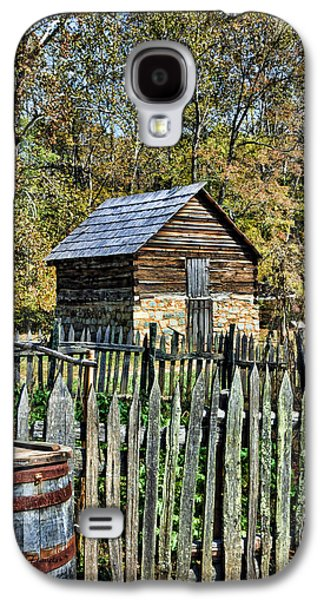 Farm Building Galaxy S4 Case by Kenny Francis