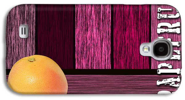 Grapefruit Galaxy S4 Cases - Farm Fresh Galaxy S4 Case by Marvin Blaine