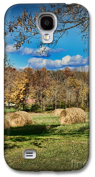 Harvest Time Galaxy S4 Cases - Farming - Its Harvest Time Galaxy S4 Case by Paul Ward