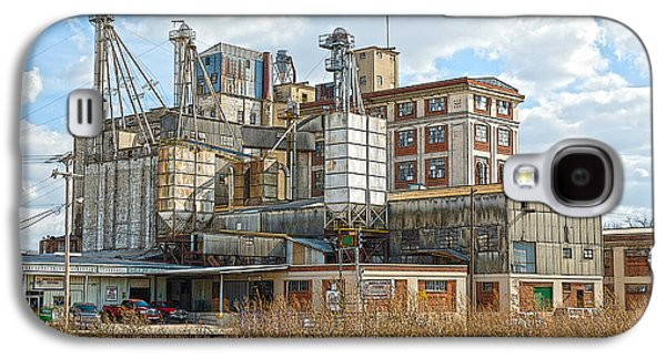 Feed Mill Galaxy S4 Cases - Feed Mill HDR Galaxy S4 Case by Charles Beeler