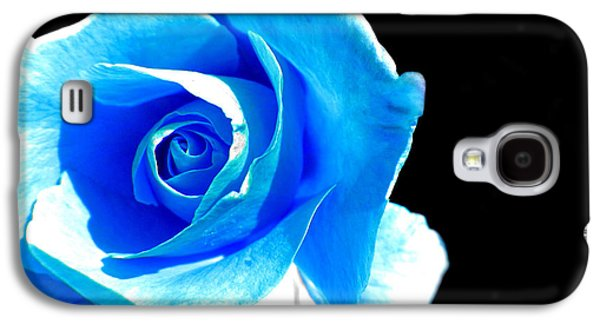 Visionary Artist Galaxy S4 Cases - Feeling Blue Galaxy S4 Case by Marianna Mills