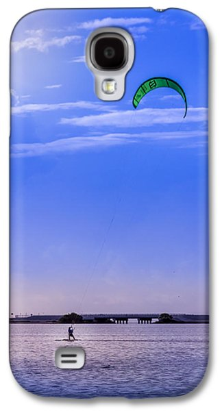 Wind Photographs Galaxy S4 Cases - Feeling Free Galaxy S4 Case by Marvin Spates
