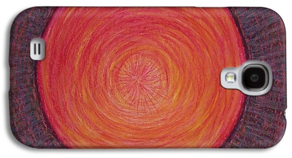 Spiritual Pastels Galaxy S4 Cases - Feeling Loved from the Depths of My Soul Galaxy S4 Case by Jamie Rogers