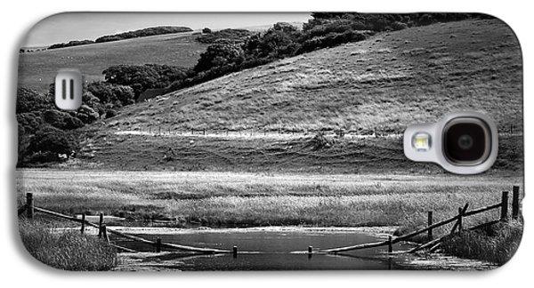 Fence Galaxy S4 Cases - Fence Galaxy S4 Case by Mark Rogan