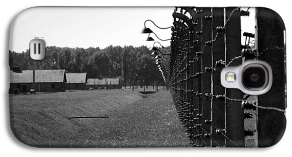 Recently Sold -  - Slaves Galaxy S4 Cases - Fence of Death Galaxy S4 Case by Mountain Dreams