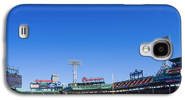 Sports Photographs Galaxy S4 Cases - Fenway Park- Home of the Boston Red Sox Galaxy S4 Case by Diane Diederich