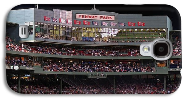 Americans Galaxy S4 Cases - Fenway Park Galaxy S4 Case by Juergen Roth