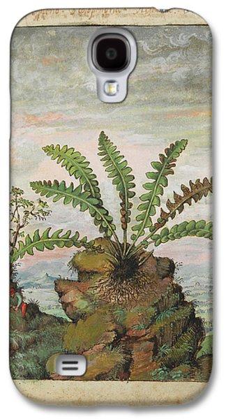 Fern Galaxy S4 Case by British Library