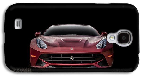 Cave Digital Galaxy S4 Cases - Ferrari F12 Galaxy S4 Case by Douglas Pittman
