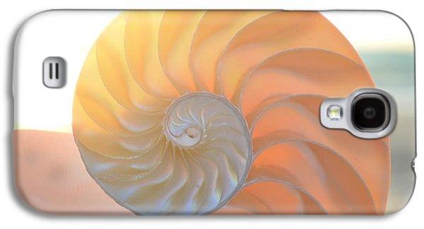 Fibonacci Galaxy S4 Cases - Fibonacci Galaxy S4 Case by Melanie Moraga