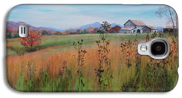 Business Galaxy S4 Cases - Fields of Home Galaxy S4 Case by Bonnie Mason