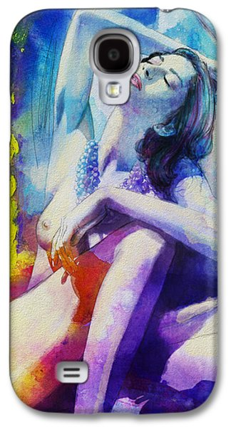 Figure Work Galaxy S4 Case by Catf