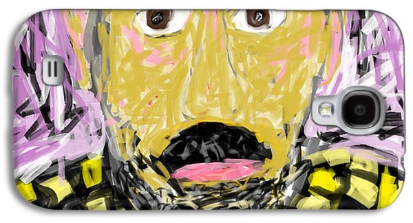 The Void Galaxy S4 Cases - Filmmaker Gaspar Noe Galaxy S4 Case by Bobby Nelson